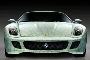 Ge Glaze Ferrari